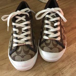 """Coach""""Francesca"""" sneaker"""